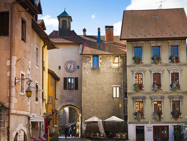 Wandering Through Annecy's old town
